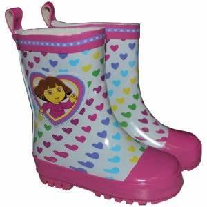 Dora The Explorer Rain Boots - THLOG