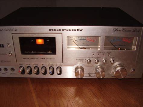 marantz cassette marantz 5025b cassette deck ebay