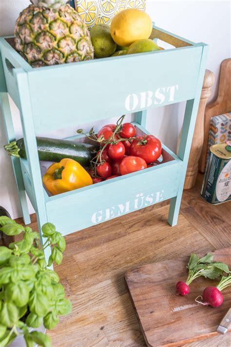Diy  Etagére Für Die Küche Aus Holzkisten  Schön Bei Dir