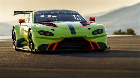 Aston Martin Vantage 4k Wallpapers by Aston Martin Vantage Gte 2018 4k Wallpapers Hd