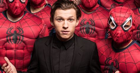 tom holland spider man homecoming army  spider men