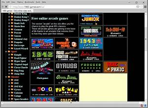 Tons of Classic... Free Online Games