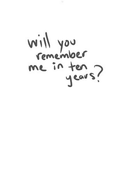 You Will Remember Me Quotes Tumblr
