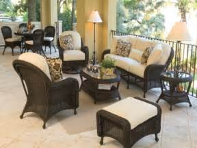 Dining Room Chairs At Walmart by Porch Furniture Sets Black Wicker Patio Furniture Sets