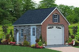 Two Story Detached Garage Ideas