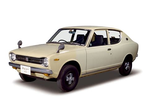 old nissan coupe nissan heritage collection cherry 2 door deluxe