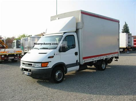 Iveco Daily 35c13 2002 Other Vans/trucks Up To 7 Photo And