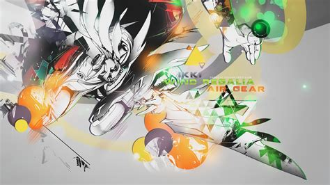 Air Gear Anime Wallpaper - air gear wallpapers 53 images