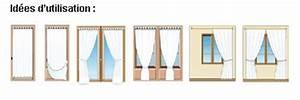 Poser Des Rideaux : conseils rideau ~ Nature-et-papiers.com Idées de Décoration