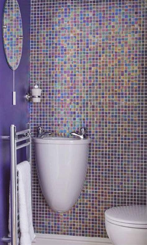 Bathroom Mosaic Tile Ideas by 25 Impressive Multi Colored Tile Bathroom Design Ideas