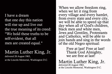 Mlk Jr Quotes Free At Last