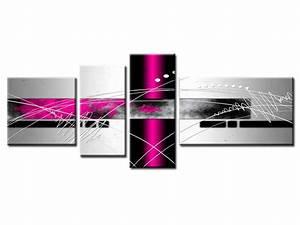 Tableau En 5 Parties : toile imprim e en 4 parties 60x160x2 cm vente de toile ~ Dailycaller-alerts.com Idées de Décoration