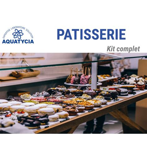 box cuisine patisserie analyse aliment patisserie aquatycia sas