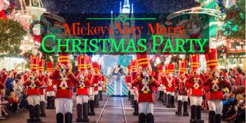 mickey s very merry christmas party 2017 orlando insider vacations