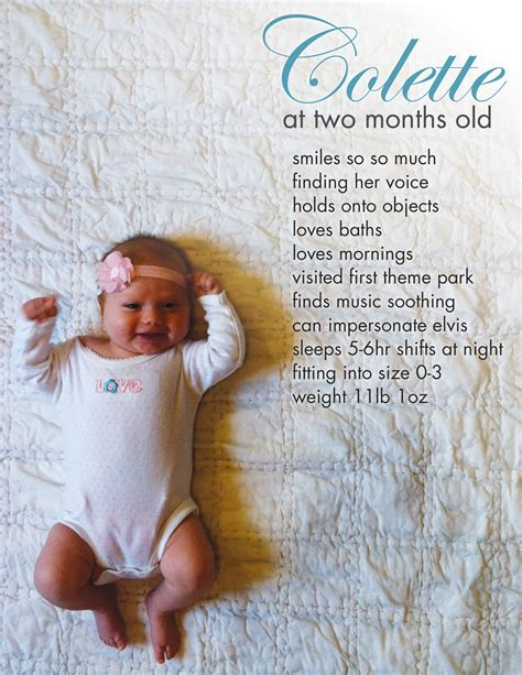 Baby Turns 1 Month Old Quotes