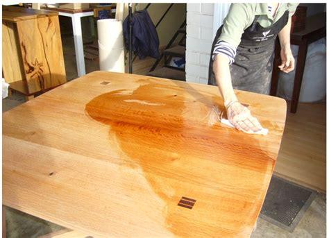 protection plan de travail cuisine huile pour bois naturelle spéciale plan de travail kunos