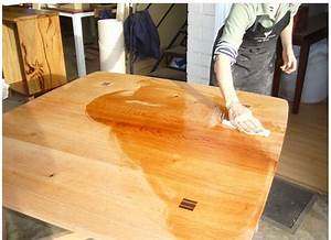 Protection Plan De Travail : huile pour bois naturelle sp ciale plan de travail kunos ~ Dailycaller-alerts.com Idées de Décoration