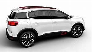 Citroën C5 Aircross Prix Ttc : 2018 citroen c5 aircross officially revealed gets innovative hydraulic suspension carscoops ~ Medecine-chirurgie-esthetiques.com Avis de Voitures