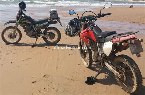 rent motocross bike honda xr250 xr250 baja dirt bikes hanoi offroad vietnam