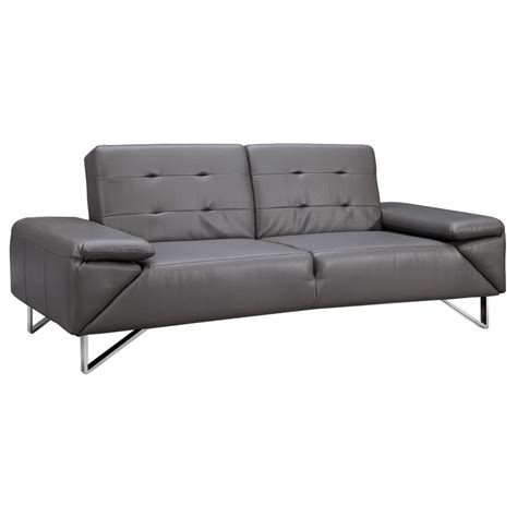 Gray Sleeper Sofa by Lippman Gray Contemporary Sleeper Sofa Collectic Home