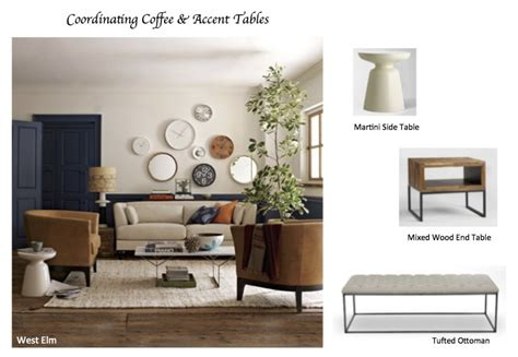 wood console table how to coordinate coffee accent tables like a designer