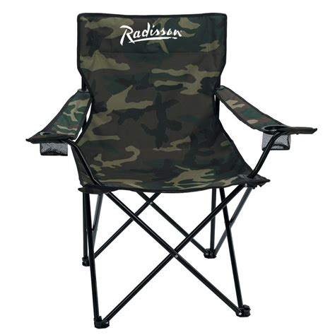 nylon camo folding chair carrying bag positive promotions