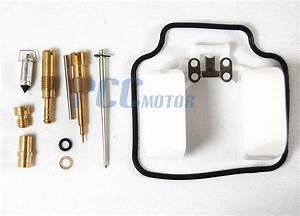 Pz24 Carburetor Carb Repair Rebuild Kit Gy6 150cc Atv Quad