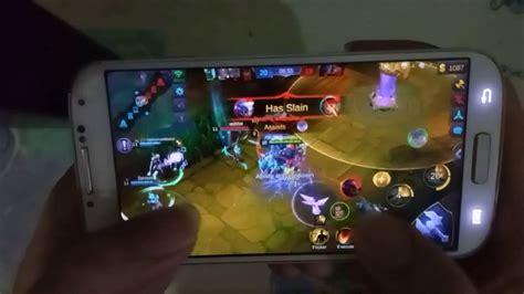 Mobile Legend Game Test Custom Rom Morphose Nougat V1.0