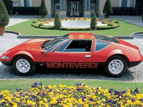 monteverdi hai  gts laptimes specs performance data