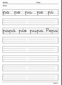 Ficha Del Numero 1 Pauta Montessori Mediana Para Nios
