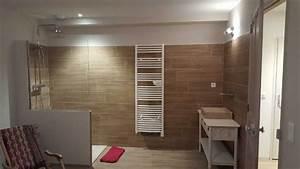 carrelage imitation bois salle de bain 8 pose de With carrelage salle de bain imitation bois