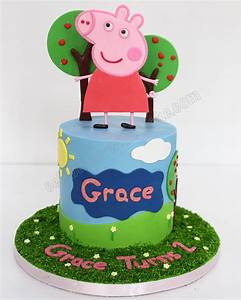 Celebrate with Cake!: Peppa Pig