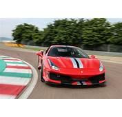 Ferrari 488 Pista On Track 4k HD Cars Wallpapers