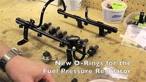 Rebuilding 3800 Injectors