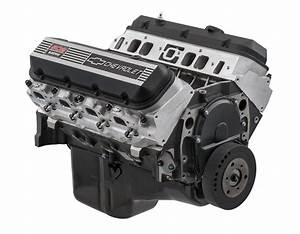 Chevrolet Performance Zz502  502 Base 508 Hp  Gm