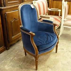 Fauteuil Ancien Bergere : fauteuil style bergere occasion ~ Teatrodelosmanantiales.com Idées de Décoration