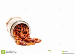 Dried Bird Eye Chili Stock Images - Image: 20763454