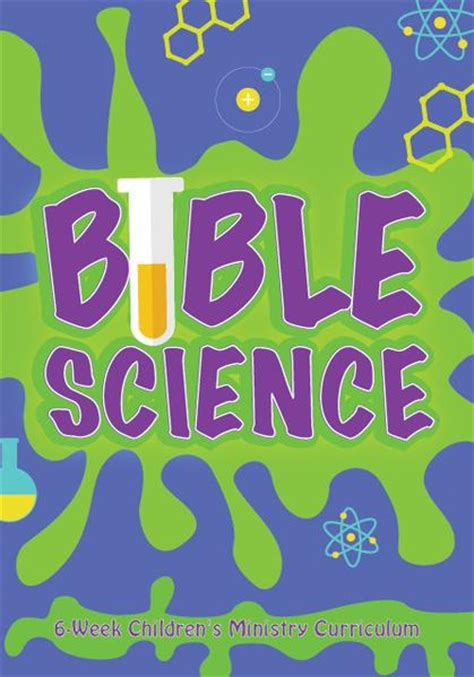 bible science childrens curriculum childrens ministry