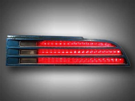 pontiac firebird led tail light panels