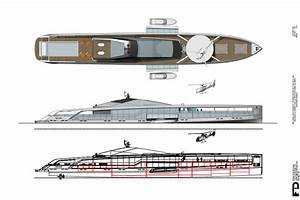 The 32839 Maximus Superyacht Concept Has A Hull Made Of