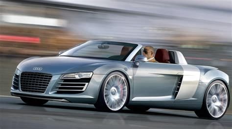 Audi Convertible The Way Top Speed