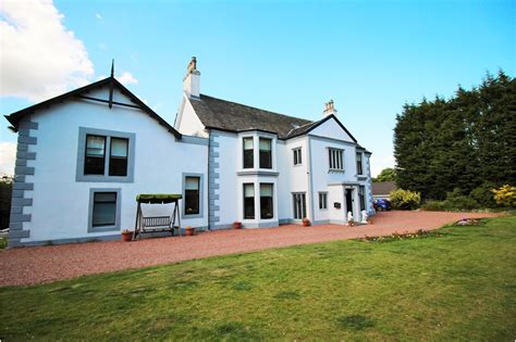 in house dullatur house scottish country mansion house 6 bedroom home in central scotland