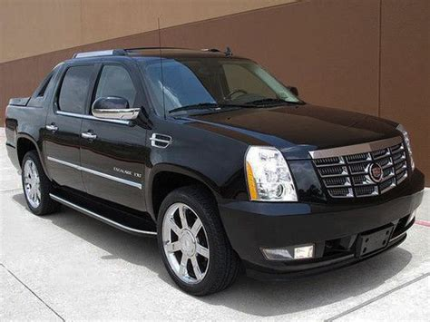 auto air conditioning service 2011 cadillac escalade ext electronic toll collection sell used 2011 cadillac escalade ext 6 2l awd navi roof backupcamera 22 quot 1owner in houston