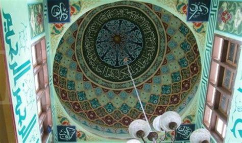 koleksi kaligrafi dinding masjid terbaik terindah