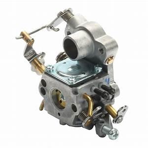 Carburetor For Poulan Pro Pp4218a 18 U0026quot  42cc Chainsaw Carb