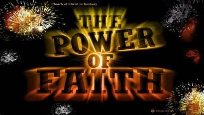 Faith Desktop Wallpapers Power Picserio