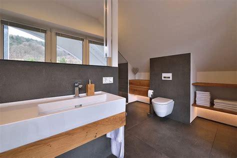 Moderne Badezimmer Holz by Badezimmer Mit Holz