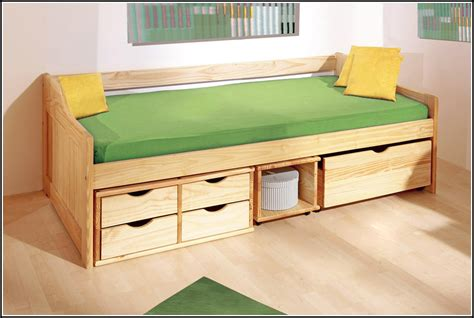 Ikea Bett Mit Schubladen 90x200