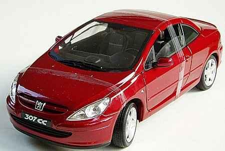 Peugeot 307 Cc Bj 2003 Geschlossen  Detailansicht