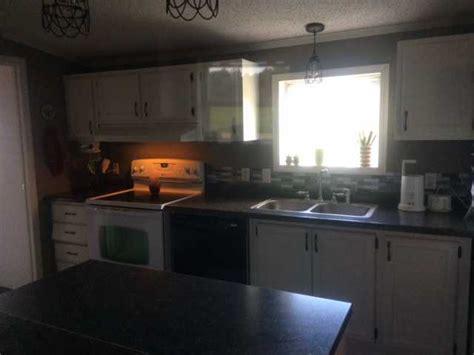 charissa s 600 manufactured home kitchen update
